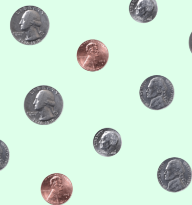 Title: How Your HSA Completes Your Retirement Plans Graphic: pattern of coins with green background