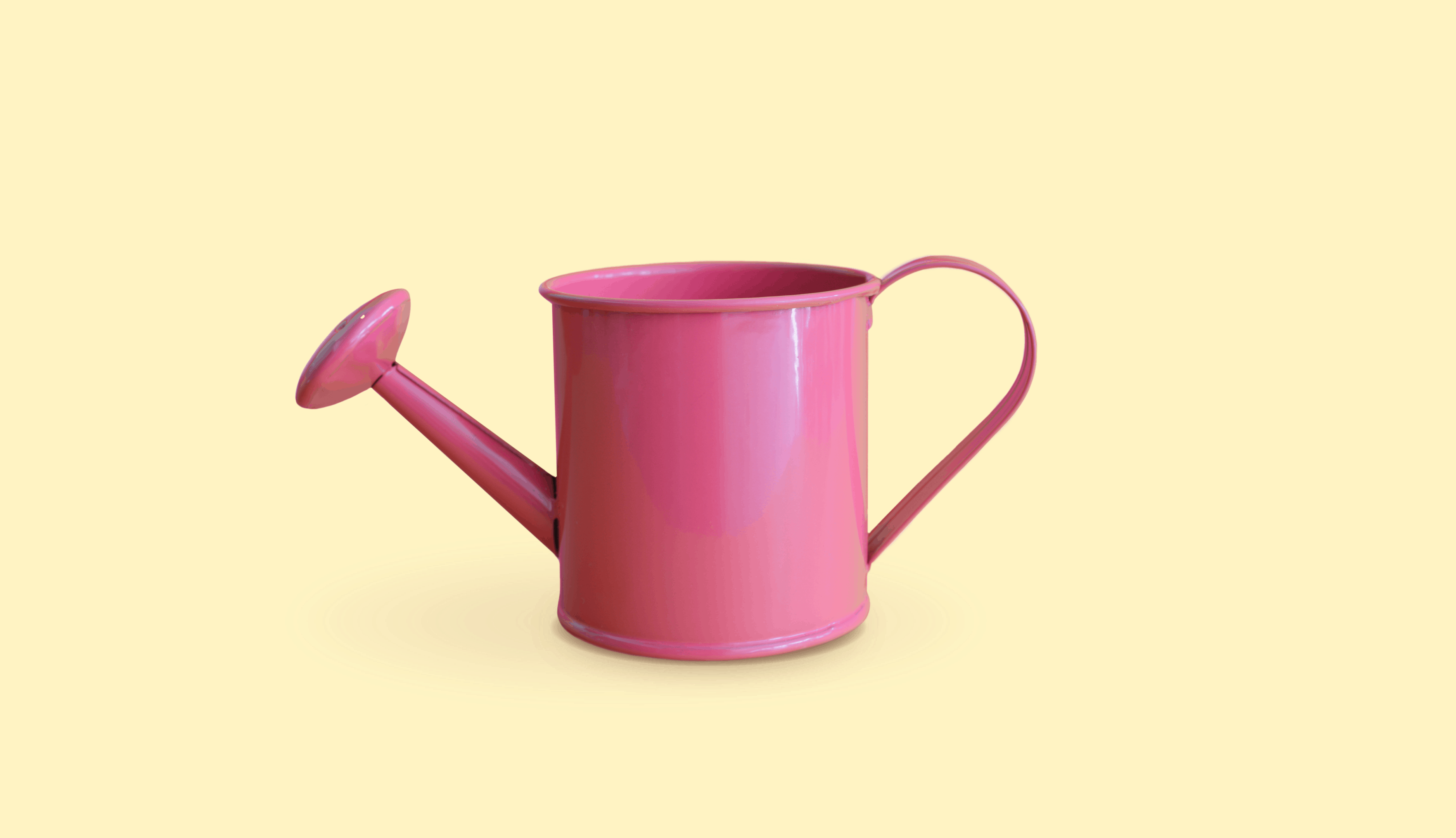 watering can for growth