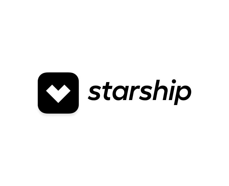 Starship Logos